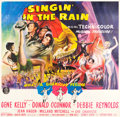 "Movie Posters:Musical, Singin' in the Rain (MGM, 1952). Six Sheet (79.5"" X 82"").. ..."