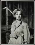 """Movie Posters:War, Ann Sothern in Cry Havoc by Clarence Sinclair Bull (MGM, 1943).Portrait Photo (10"""" X 13""""). War.. ..."""