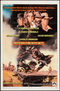 """Movie Posters:Western, Once Upon a Time in the West (Paramount, 1969). International One Sheet (27"""" X 41""""). Western.. ..."""
