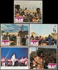 """Movie Posters:Elvis Presley, That's the Way It Is & Others Lot (MGM, 1971). Lobby Cards (5)(11"""" X 14""""), Photos (14) (8"""" X 10""""), Australian One Sheet (27...(Total: 21 Items)"""