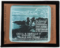 "Movie Posters:Adventure, Male and Female (Paramount-Artcraft, 1919). Glass Slide (3.25"" X4""). Adventure.. ..."