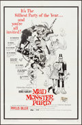 "Movie Posters:Animation, Mad Monster Party (Embassy, 1968). One Sheet (27"" X 41"").Animation.. ..."
