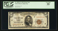 Small Size:Federal Reserve Bank Notes, Fr. 1850-F* $5 1929 Federal Reserve Bank Note. PCGS Very Fine 35.. ...