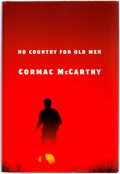Books:Literature 1900-up, Cormac McCarthy. No Country For Old Men. New York; Knopf,2005. First edition. Octavo. Deckled edges. Publisher's bi...
