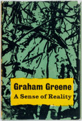 Books:Literature 1900-up, Graham Greene. A Sense of Reality. London: The Bodley Head,1963. First edition. Octavo. Original green cloth le...