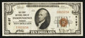 National Bank Notes:Missouri, Independence, MO - $10 1929 Ty. 1 The First NB Ch. # 4157. ...