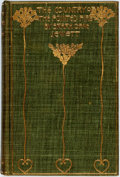 Books:Literature Pre-1900, Sarah Orne Jewett. The Country of the Pointed Firs. Bostonand New York: Houghton Mifflin and Company, 1896. Ear...