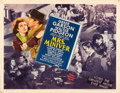 "Movie Posters:Drama, Mrs. Miniver (MGM, 1942). Half Sheet (22"" X 28"").. ..."