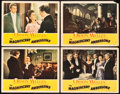 "Movie Posters:Drama, The Magnificent Ambersons (RKO, 1942). Lobby Cards (4) (11"" X14"").. ... (Total: 4 Items)"