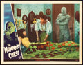 """Movie Posters:Horror, The Mummy's Curse (Universal, 1944). Lobby Card (11"""" X 14"""").. ..."""