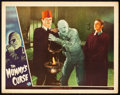 "Movie Posters:Horror, The Mummy's Curse (Universal, 1944). Lobby Card (11"" X 14"").. ..."