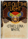 Books:Literature 1900-up, Ethel Lina White. Put Out the Light. London: Ward, Lock& Co. Limited, 1931. First edition. Octavo. Publisher's ...