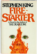 Books:Horror & Supernatural, Stephen King. Firestarter. New York: The Viking Press, 1980.First edition. Octavo. Publisher's original cloth s...