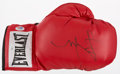 Boxing Collectibles:Autographs, Miguel Cotto Signed Everlast Boxing Glove. ...