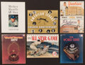 Baseball Collectibles:Publications, 1951-78 New York Yankees World Series Programs & OtherPublications Lot of 6....