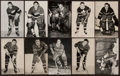 Hockey Cards:Lots, 1944 - 1964 Bee Hive Photos Collection (72) With Many Stars andHoFers. ...
