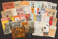 Boxing Collectibles:Memorabilia, Boxing Greats Programs, Clippings and More....