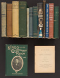 Boxing Collectibles:Memorabilia, 1893-1991 Vintage Boxing Books & Pamphlets Lot of 14....