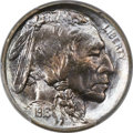 Buffalo Nickels, 1913 5C Type One MS67+ PCGS. CAC....