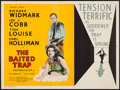 "Movie Posters:Crime, The Trap & Others Lot (Paramount, 1959). British Quad (30"" X40""), British One Sheet (27"" X 40""), One Sheets (3) (27"" X 40"" ...(Total: 44 Items)"