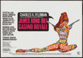 "Movie Posters:James Bond, Casino Royale (Columbia, 1967). Belgian (14.75"" X 21""). JamesBond.. ..."