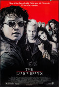 "Movie Posters:Horror, The Lost Boys (Warner Brothers, 1987). One Sheet (27"" X 41""). Horror.. ..."