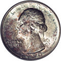 Washington Quarters: , 1950-S/D 25C MS66 PCGS. FS-022. OMM-1. Both mintmarks are obviouson this example, a coin that takes no imagination to beli...