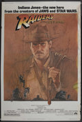 "Movie Posters:Adventure, Raiders of the Lost Ark (Paramount, 1981). Poster (40"" X 60"").Adventure. ..."