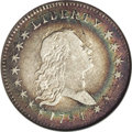 Early Half Dollars: , 1794 50C --Graffiti--ANACS. VF20 Details. O-101a, R.4.Characterized by the 10-11 berry arrangement and star 1 thatpierces ...