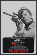 """Movie Posters:Thriller, The Day of the Jackal (Universal, 1973). Belgian (14.5"""" X 21.5""""). Thriller. ..."""