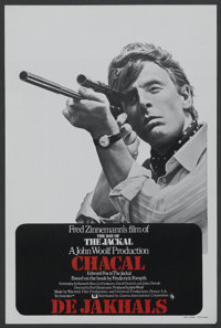 """The Day of the Jackal (Universal, 1973). Belgian (14.5"""" X 21.5""""). Thriller"""