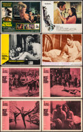 Movie Posters:Academy Award Winners, West Side Story and Others Lot (United Artists, 1961). Lobby Cards(24) Academy Award Style & Regular, British Lobby Cards (...(Total: 47 Items)