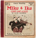Platinum Age (1897-1937):Miscellaneous, Comic Monthly #2 (Embee Dist. Co., 1922) Condition: GD....