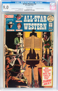 Bronze Age (1970-1979):Western, All-Star Western #10 (DC, 1972) CGC VF/NM 9.0 Off-white pages....