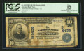 National Bank Notes:Virginia, Orange, VA - $10 1902 Plain Back Fr. 633 The NB of Orange Ch. #(S)5438. ...