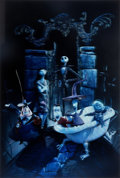 "Movie Posters:Animation, The Nightmare Before Christmas (Touchstone, 1993). AlternateLenticular One Sheet (27"" X 40"").. ..."