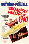 "Movie Posters:Musical, Broadway Melody of 1940 (MGM, 1940). One Sheet (27"" X 41"") Style D.. ..."