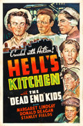 "Movie Posters:Crime, Hell's Kitchen (Warner Brothers, 1939). Other Company One Sheet (27"" X 41"").. ..."