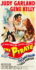 """Movie Posters:Musical, The Pirate (MGM, 1948). Three Sheet (41"""" X 80"""").. ..."""