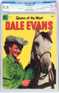 Golden Age (1938-1955):Western, Four Color #479 Dale Evans - Mile High pedigree (Dell, 1953) CGC NM9.4 White pages....