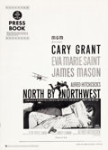 "Movie Posters:Hitchcock, North by Northwest (MGM, 1959). Uncut Pressbook (20 Pages, 12"" X17"").. ..."