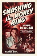"Movie Posters:Drama, Smashing the Money Ring (Warner Brothers, 1939). One Sheet (27"" X41"").. ..."