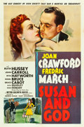 """Movie Posters:Comedy, Susan and God (MGM, 1940). One Sheet (27"""" X 41"""") Style C. Comedy....."""