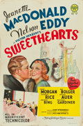 "Movie Posters:Musical, Sweethearts (MGM, 1938). One Sheets (2) (27"" X 41"") Styles C &D.. ... (Total: 2 Items)"