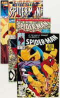 Modern Age (1980-Present):Superhero, Spider-Man in the 90's Group (Marvel, 1990-1998) Condition: AverageNM.... (Total: 100 Comic Books)
