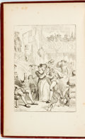 Books:Literature Pre-1900, Nathan B. Warren. The Lady of Lawford, and Other ChristmasStories. With illustrations by F.O.C. Darley. New York: H...