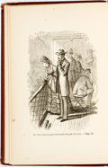 Books:Literature Pre-1900, William D. Howells. A Chance Acquaintance. Illustrated byWilliam L. Sheppard. Boston: James Osgood, 1874. First...