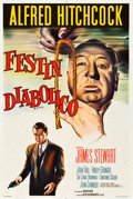 """Movie Posters:Hitchcock, Rope (MGM, R-1950s). Argentinean Poster (29"""" X 43"""").. ..."""