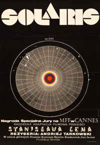 "Solaris (Mosfilm, 1972). Polish One Sheet (22.5"" X 33"")"