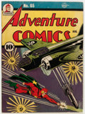 Golden Age (1938-1955):Superhero, Adventure Comics #65 (DC, 1941) Condition: Apparent VG/FN....